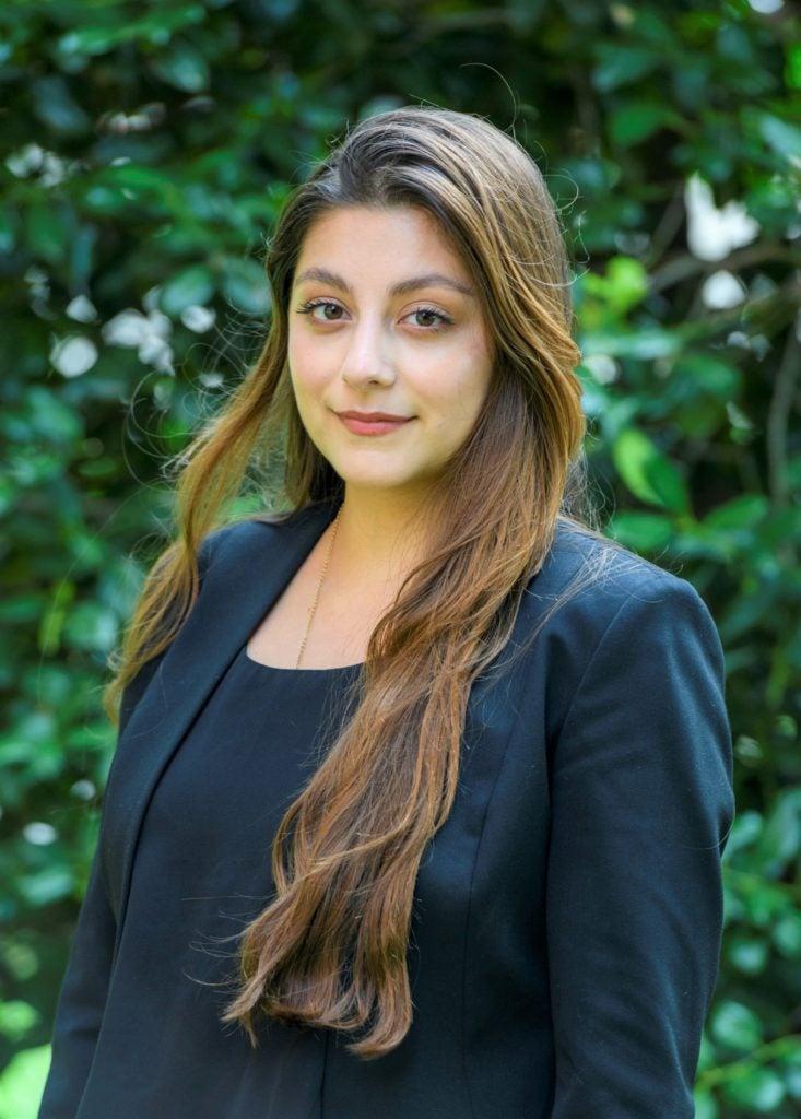 Sara Gomez Trillos, BA